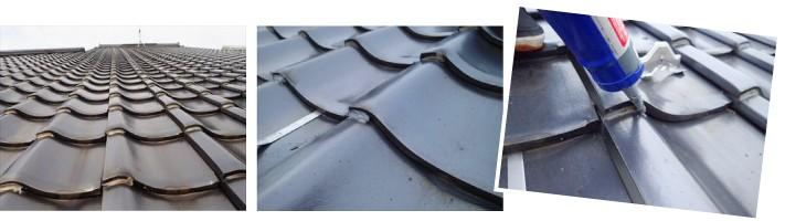 シーリング材を使用した正しい施工方法