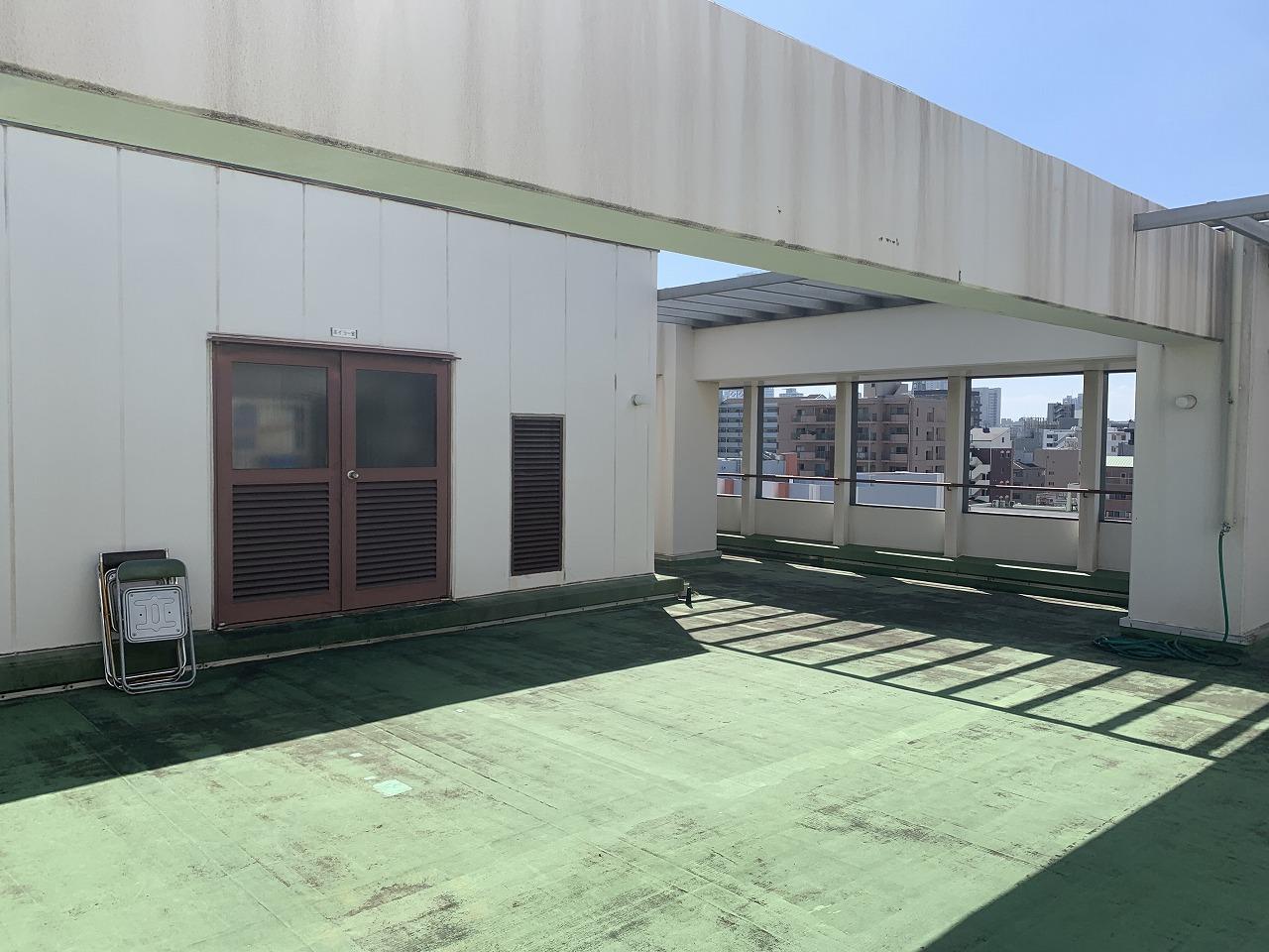 大阪市屋上防水