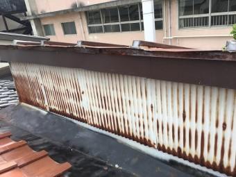 片屋根板金部