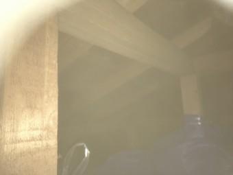 天井裏状況