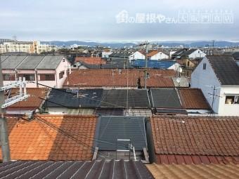 色々な瓦屋根