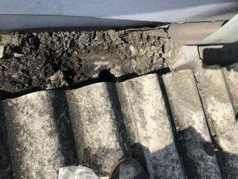雨漏りの原因は排水口の詰まり