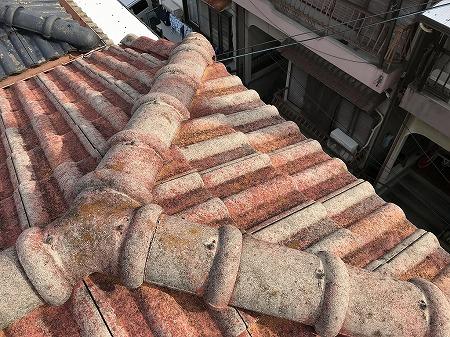 半切妻屋根も問題なしです。