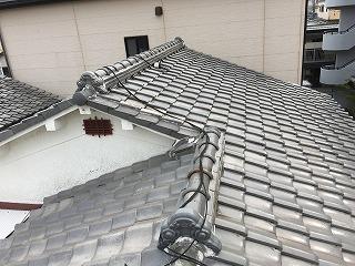 大屋根現状