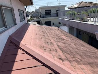 下屋根も大きいです。