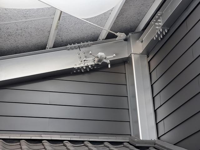 東大阪市 3階建て住宅の屋根点検は、やっぱドローンでしょ!