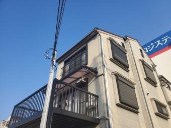3F住宅の屋根調査です。