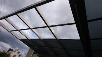 カーポートの屋根