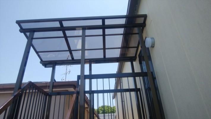 寝屋川市 階段テラス