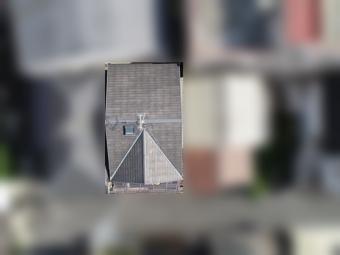 寝屋川市 屋根のドローン調査2