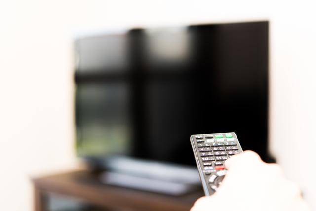 テレビアンテナの確認 素材