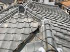 枚方市 釉薬瓦屋根調査
